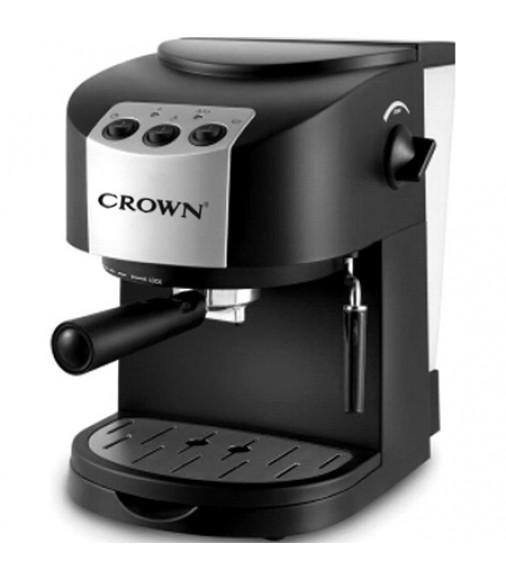 Еспресо Кафемашина Crown CEM-1510 с крема диск