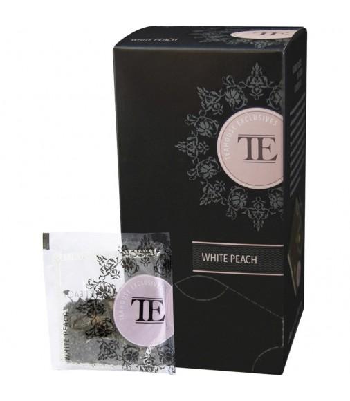 Чай TE White peach lux - кутия 15 x 3,5 гр.
