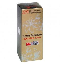 Кафе на дози Molinari Qualita Oro кутия 25 x 7 гр.