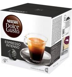 Кафе на капсули Nescafe Dolce Gusto Espresso Intenso 16 x 8 гр.