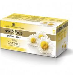Билков чай TWININGS Camomile 20 пакетчета