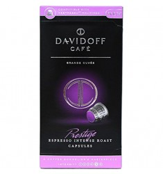 Кафе на капсули Davidoff Prestige esprеsso capsules (NESPRESSO съвместими капсули) 10 x 5.5 гр.