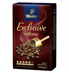 Мляно кафе Tchibo Exclusive intense 250 гр.