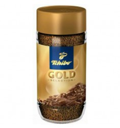 Инстантно кафе Tchibo Gold selection instant NEW 50 гр.