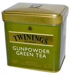Зелен чай TWININGS (Метална кутия) 100 гр.