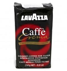 Мляно кафе Lavazza Caffe Crema пакет 250 гр.