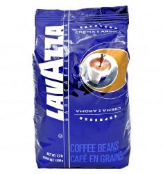 Кафе на зърна Lavazza Espresso Crema e Aroma 1 кг.