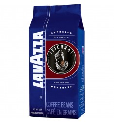Кафе на зърна Lavazza Tierra 1 кг.
