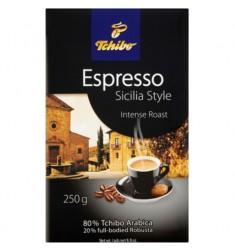 Мляно кафе Tchibo Espresso Sizilian Style 250 гр.