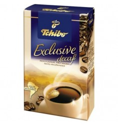 Мляно кафе Tchibo Exclusive Decaf 250 гр.