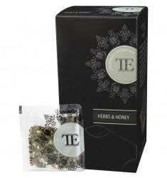 Чай TE Herbs & honey lux - кутия 15 x 3,5 гр.