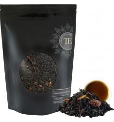 Чай TE Strawberry Cream - луксозен насипен 250 гр.