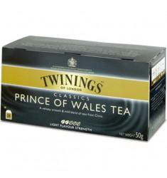 Черен чай TWININGS Prince of Wales 25 пакетчета