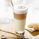 Кафе - лате макиато - рецепта от Осата